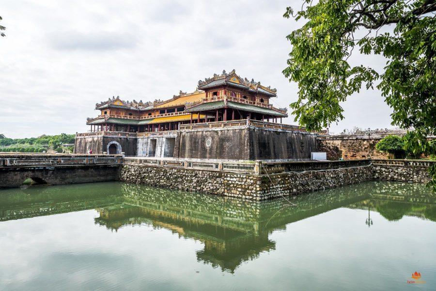 La Citadelle de Hue, Vietnam