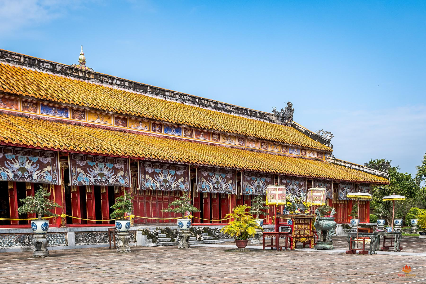 Cité impériale de Hue, Vietnam