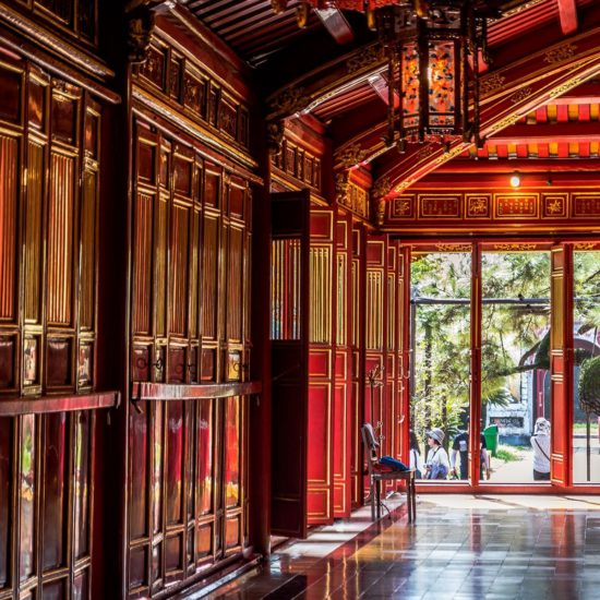 Cité interdite de Hue, Vietnam