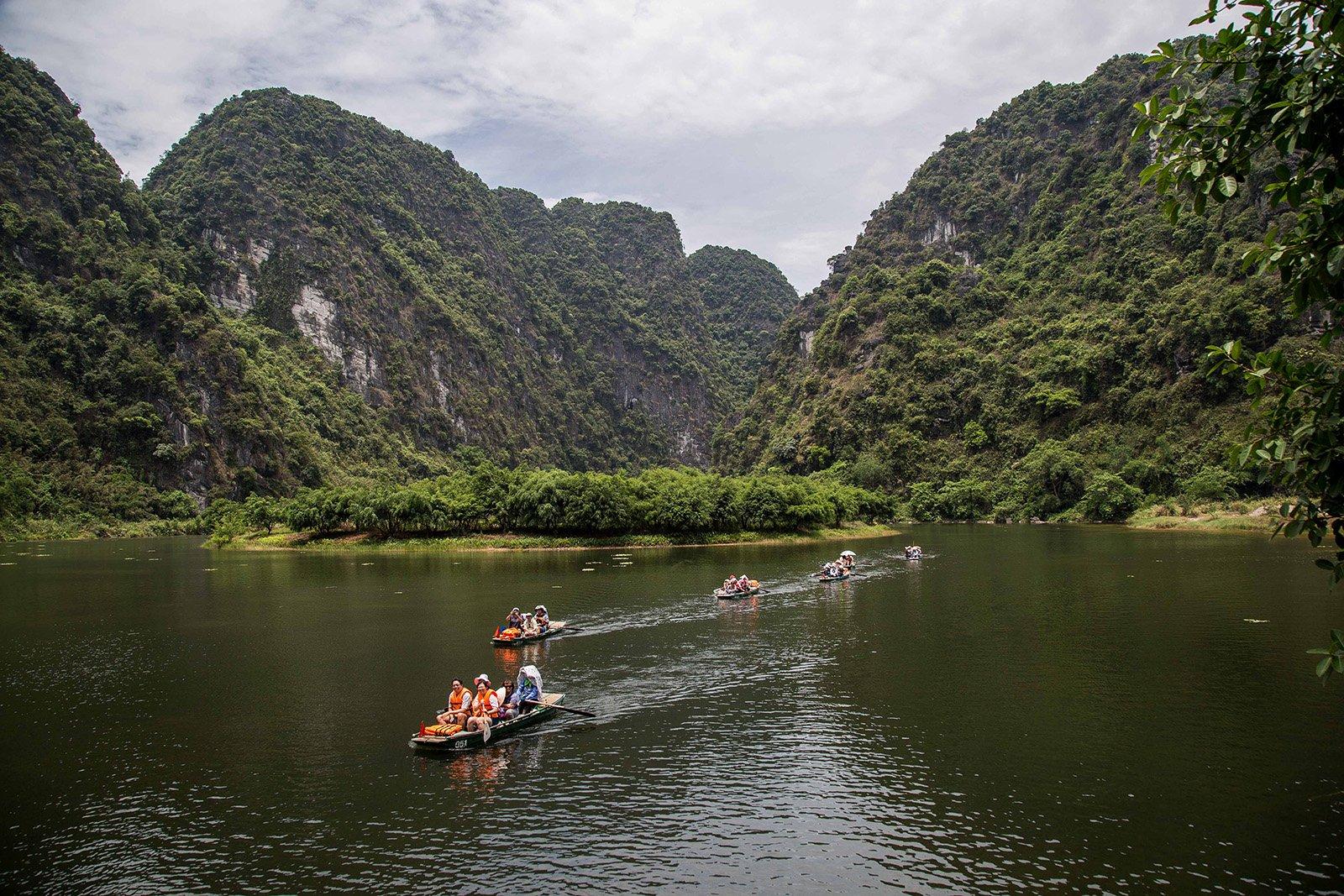 Trang An à Ninh Binh