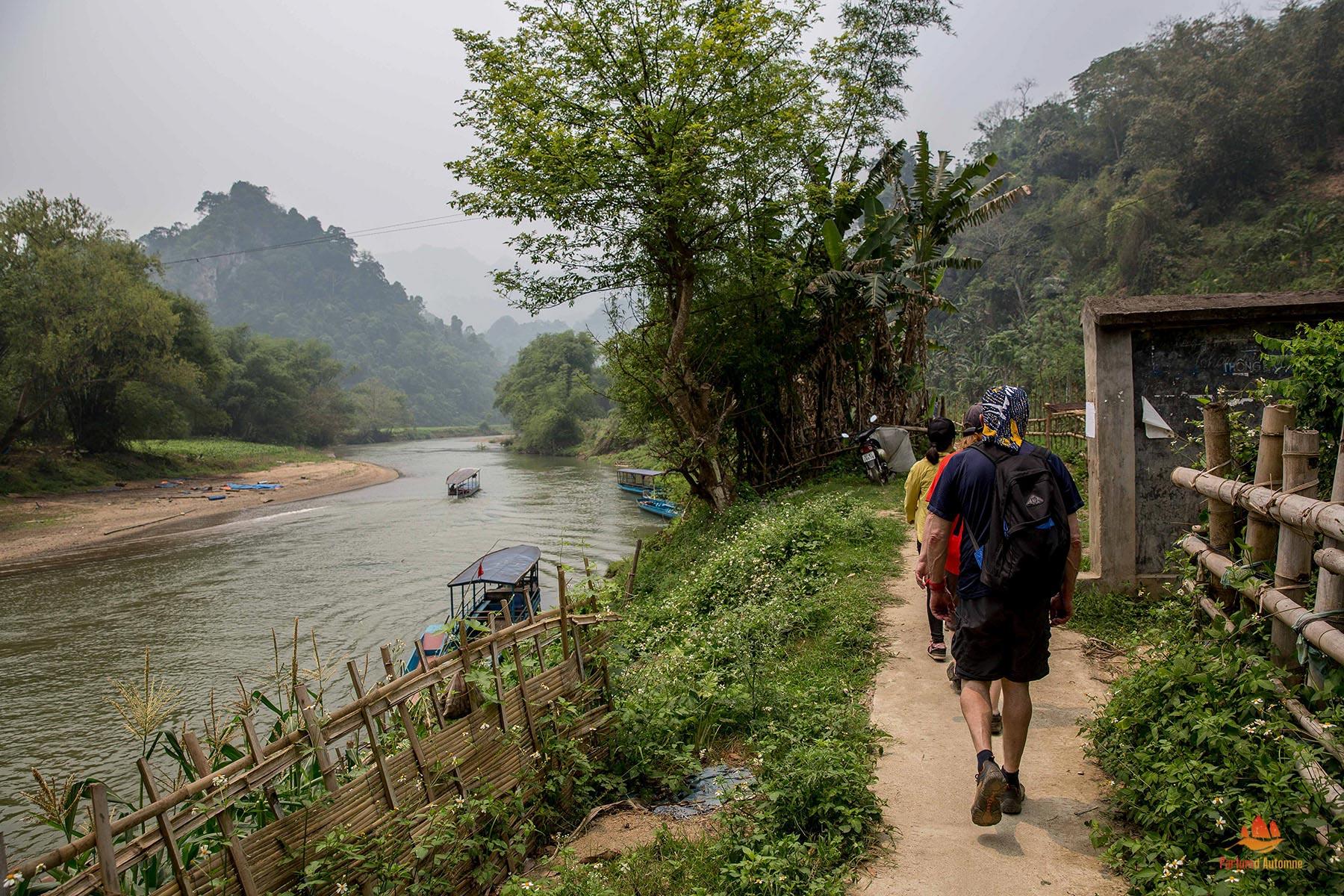 Balade le long du Lac Ba Be Vietnam