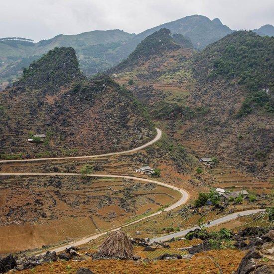 Plateau de Meo Vac, Ha Giang, Vietnam