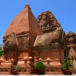Temple Cham près de Hoi An, Vietnam