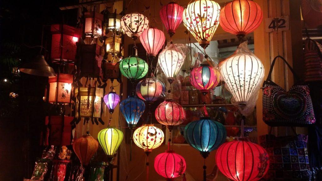 Lanternes de Hoi An, Vietnam