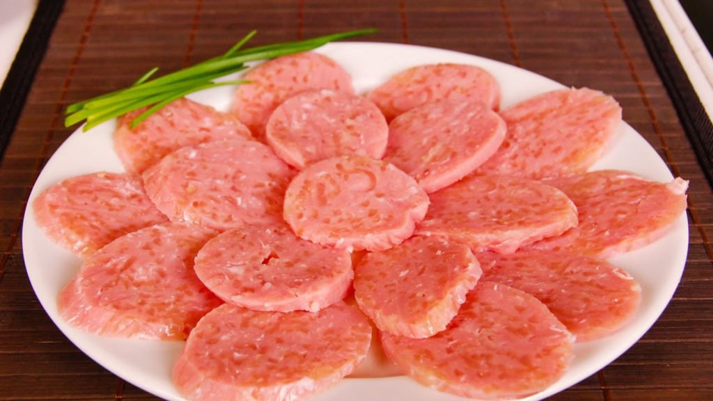 Nem chua, plat typique du Nord Vietnam