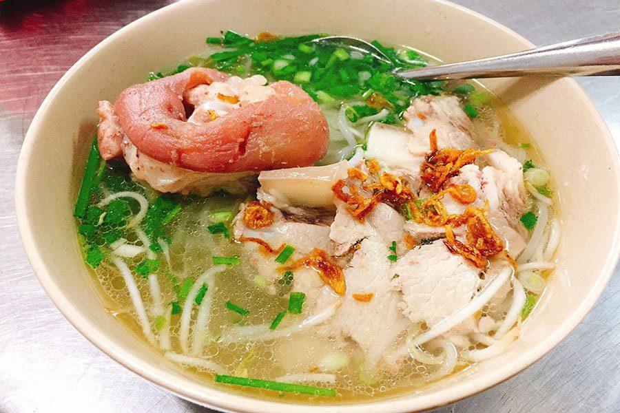 La soupe Hu Tieu de Saigon