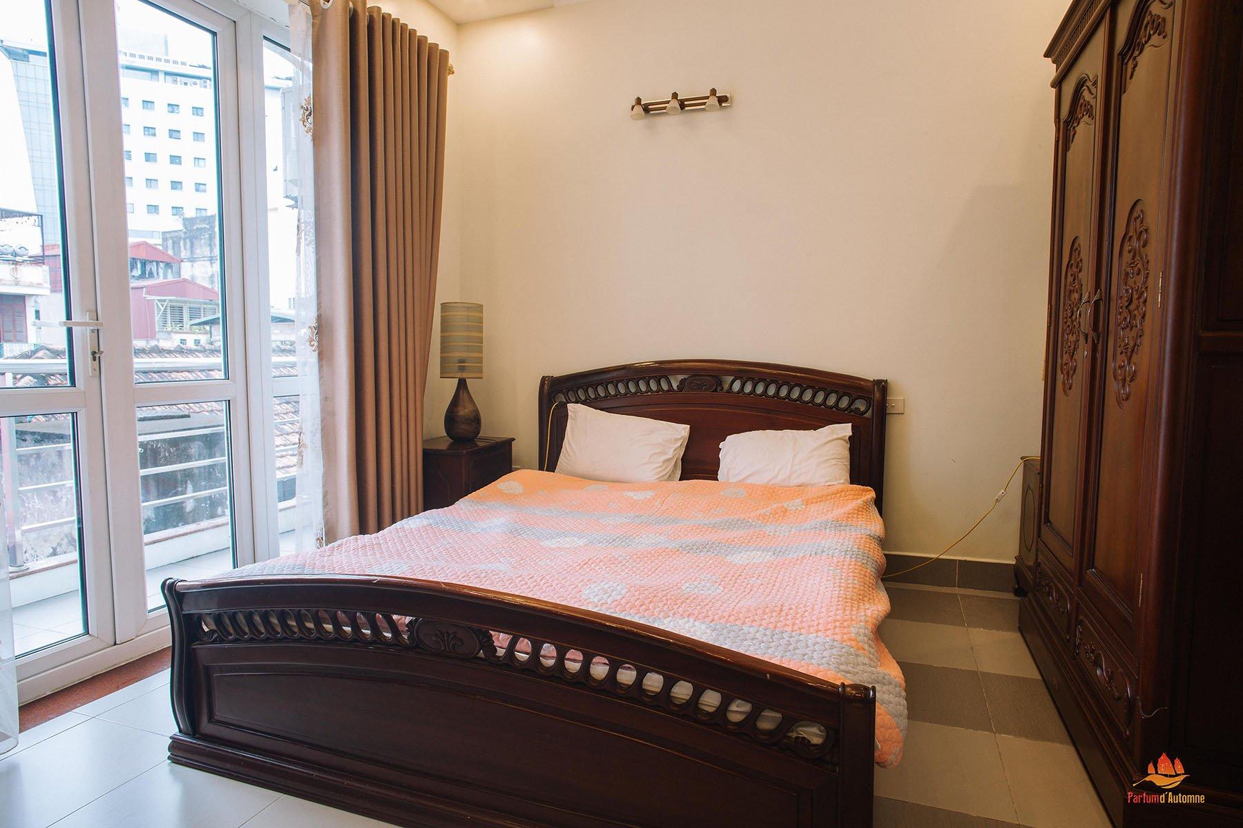 Chambre Familiale Chez Huong, Maison d'Hôtes Parfum d'Automne, Hanoi, Vietnam