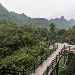 Parc National de l'Ile de Cat Ba, Vietnam