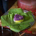 Riz aux quatre couleurs, Parc de Xuan Son, Vietnam