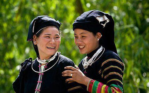 Femmes Lolo, Bao Lac, Vietnam