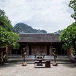 Un des temples de Hoa Lu, Ninh Binh, Vietnam