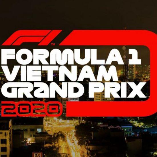 Grand Prix Formule 1 Hanoi Vietnam