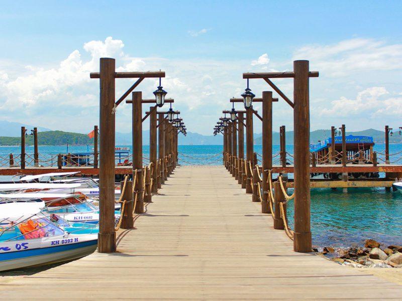 Port de Nha Trang, Vietnam