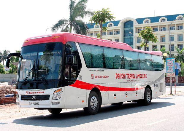 Bus de la compagnie Daiichi
