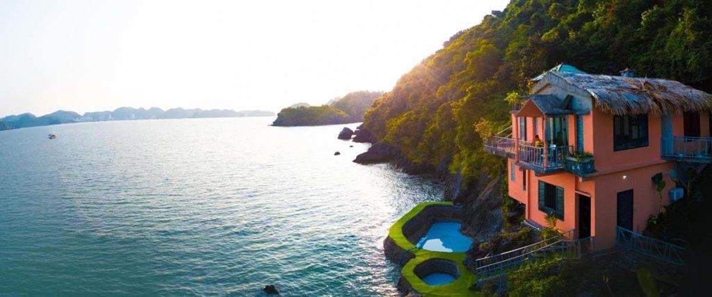 Le Resort sur l'océan, Cat Ba