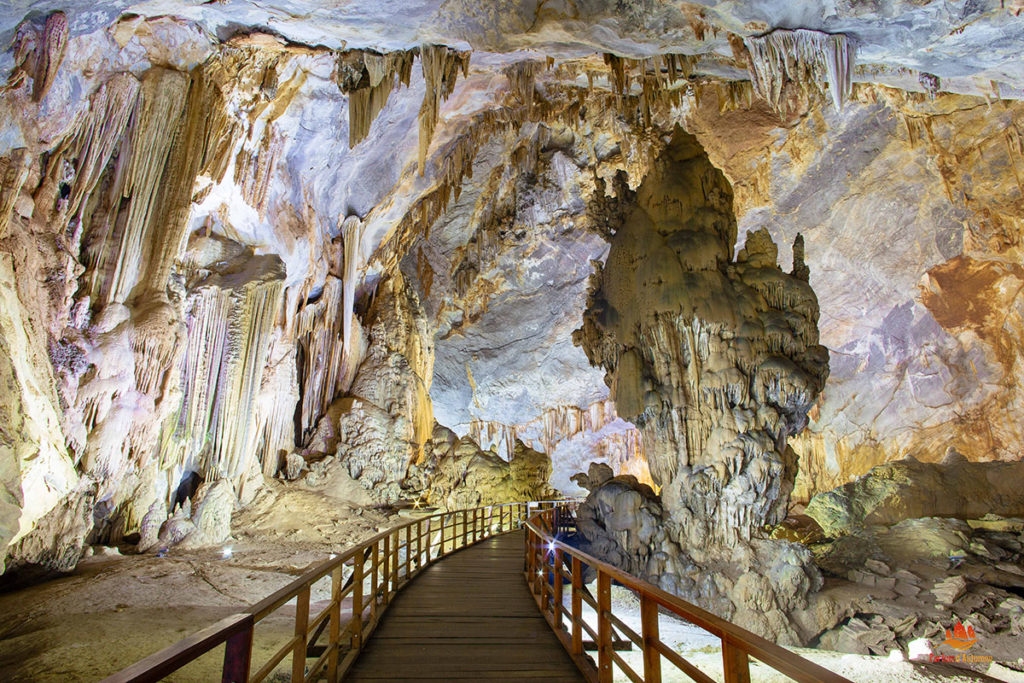 Grotte du Paradis dans le parc de Phong Nha Ke Bang