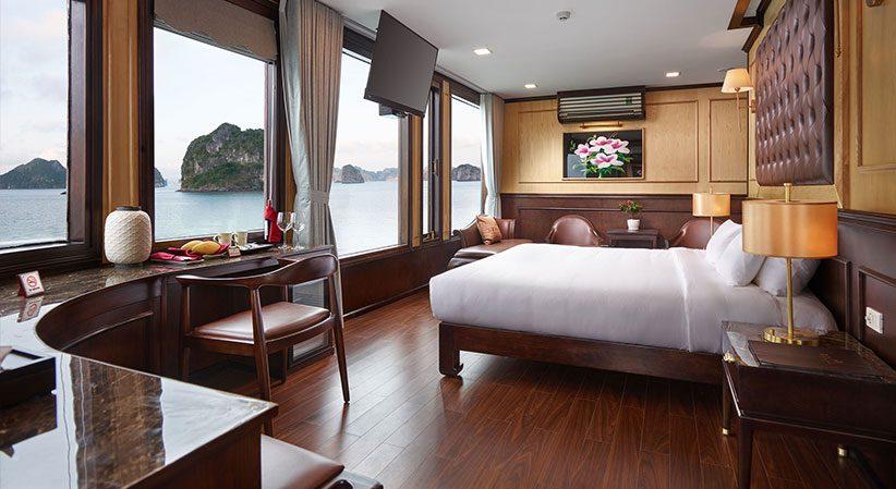 Suite sur le bateau Azalea Cruise