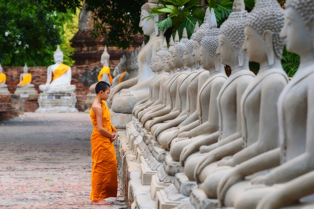 retraite bouddhiste vietnam