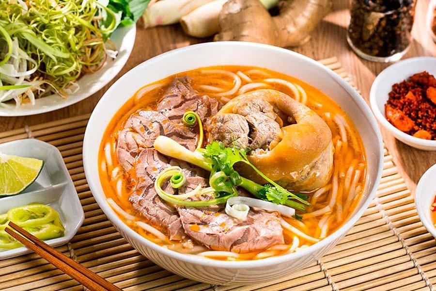 Bun Bo Hué, plat emblématique