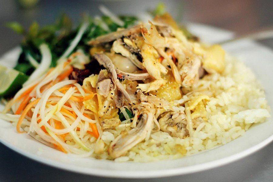 Cơm gà Hoi An, Vietnam