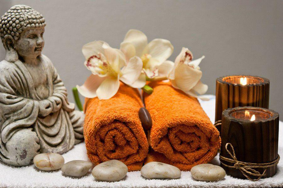 Serviette pour le massage, Vietnam
