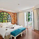 Chambre avec balcon à La Selva Hotel, Hanoi