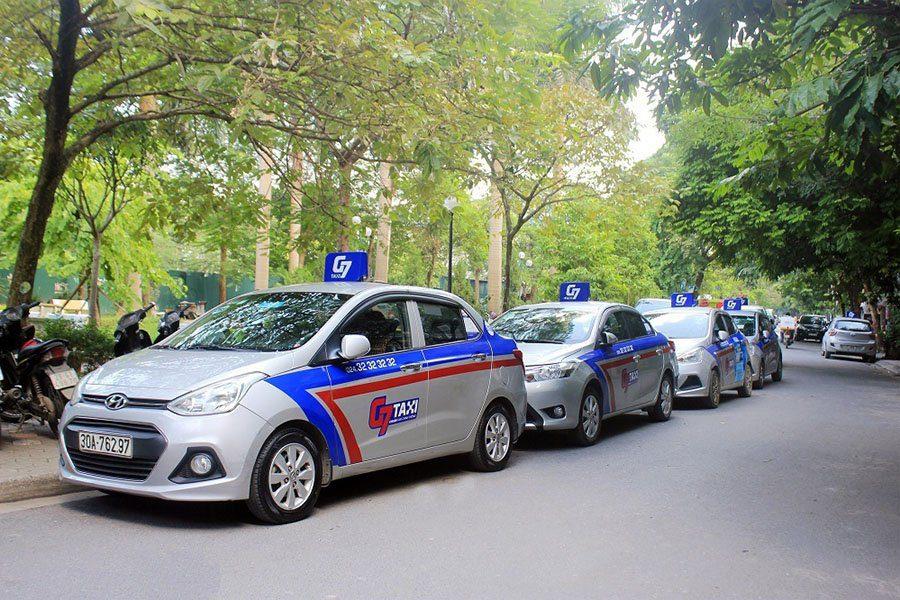 Les taxi G7 de Hanoi