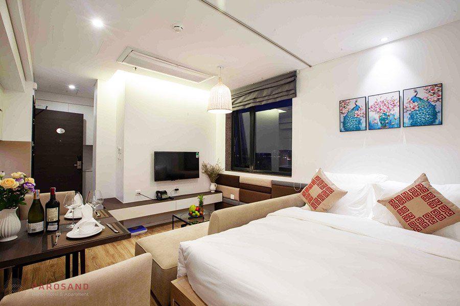 Appartement à Parosand Hanoi