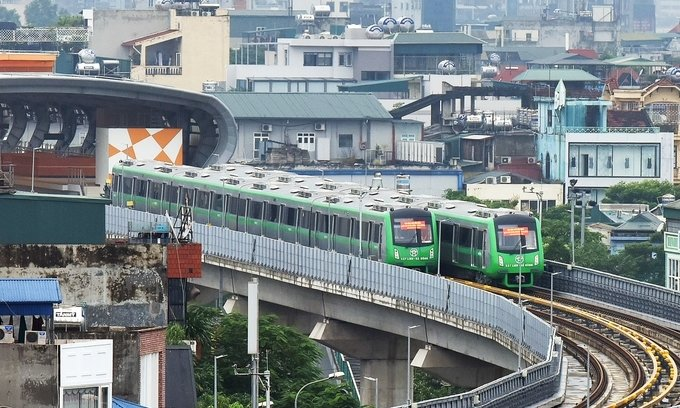 Métro de la ligne 1 de Hanoi