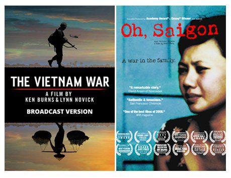 Affiches de deux documentaires en langue anglaise