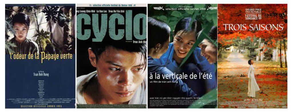 Affiches de films vietnamiens