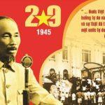 Déclaration d'Indépendance du Vietnam 2 septembre 1945
